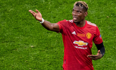 UEFA Europa League Final: Manchester United - Villarreal CF