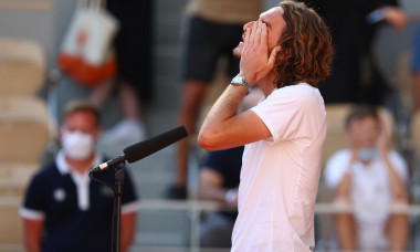 2021 French Open - Day Thirteen