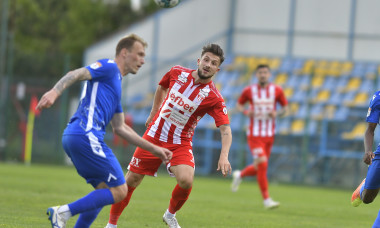 FOTBAL:FC VOLUNTARI-UTA ARAD, PLAY OFF LIGA 1 CASA PARIURILOR (19.05.2021)
