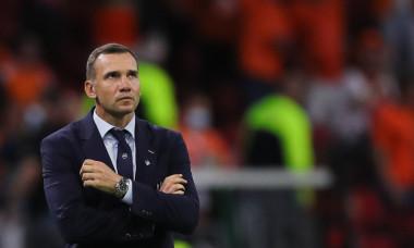 (SP)NETHERLANDS AMSTERDAM FOOTBALL EURO 2020 NED VS UKR