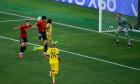 Soccer: EURO2020 - Spain v Sweden, Sevilla - 14 Jun 2021
