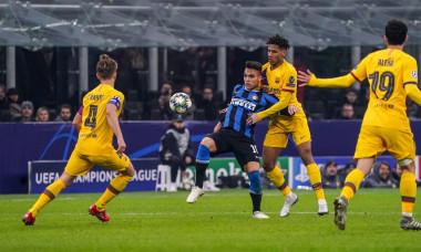 Inter Milan v Barcelona - UEFA Champions League - Group F - San Siro