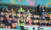 Tribuna oficială, la meciul Austria - Macedonia de Nord de la EURO 2020 / Foto: Inquam Photos / Octav Ganea