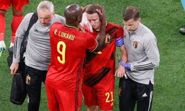 Euro2020 D1 Group B Russia Vs Belgium, Saint Petersburg, Russia - 12 Jun 2021
