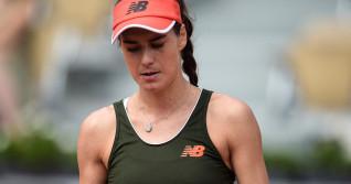 4čme tour simples Dames des Internationaux de France de Roland Garros ŕ Paris
