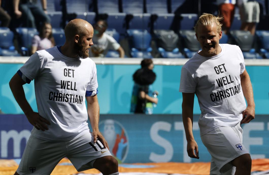 Finland v Russia - UEFA Euro 2020: Group B