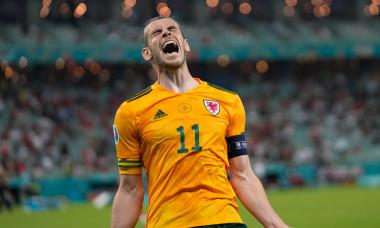 Gareth Bale, în meciul Turcia - Țara Galilor / Foto: Getty Images