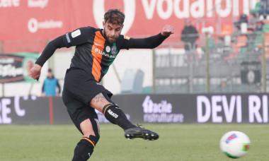 Sergiu Suciu, în tricoul echipei Venezia / Foto: Profimedia