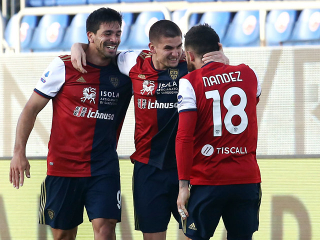 Răzvan Marin, the man of the match in the 3-0 victory of Cagliari in the  last friendly – sclate