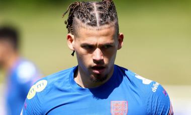 England Training, UEFA European Championship 2020, Group D, Football, St George's Park, Burton Upon Trent, UK - 15 June 2021