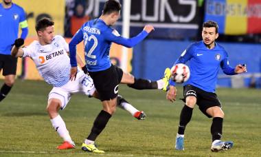 FOTBAL:FC VIITORUL-UNIVERSITATEA CRAIOVA, LIGA 1 CASA PARIURILOR (9.02.2020)