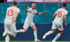 Goran Pandev, după golul marcat în Austria - Macedonia de Nord de la EURO 2020 / Foto: Getty Images