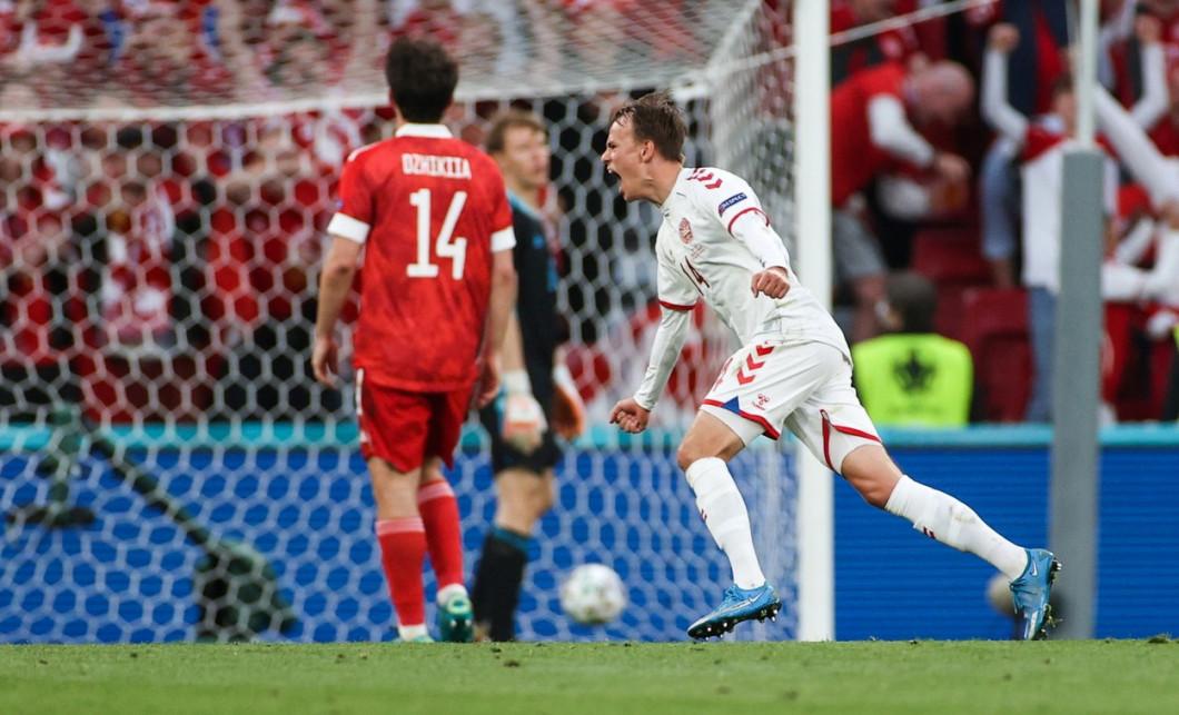 Denmark Soccer Euro 2020 Russia - Denmark