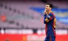 Lionel Messi, în tricoul Barcelonei / Foto: Getty Images