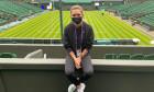Simona Halep, la Wimbledon / Foto: Facebook@Simona Halep