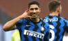 Achraf Hakimi, după un gol marcat în meciul Inter - Spezia din Serie A / Foto: Getty Images