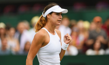 Sorana Cîrstea, la Wimbledon / Foto: Getty Images