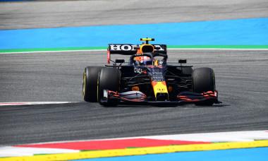 F1 Grand Prix of Styria - Practice, Spielberg, Austria - 25 Jun 2021