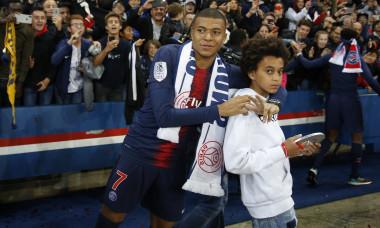 MAL - Le PSG célčbre son titre de Champion de France 2019 au Par