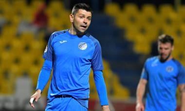 Raul Rusescu, în tricoul Academicii Clinceni / Foto: Sport Pictures