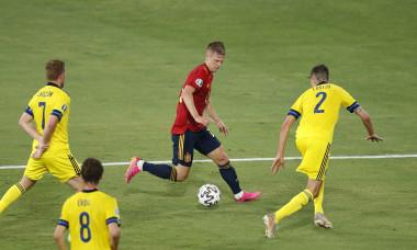 Soccer : UEFA Euro 2020 Group stage : Spain 0-0 Sweden