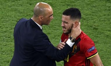 Soccer Euro202 Round Of 16 Belgium Vs Portugal, Sevilla, Spain - 27 Jun 2021