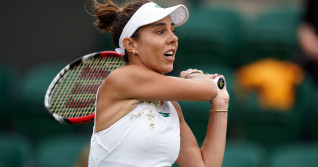 Wimbledon 2021 - Day Two - The All England Lawn Tennis and Croquet Club