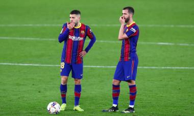 Real Betis v FC Barcelona - La Liga Santander