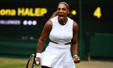 Serena Williams, la Wimbledon, în 2019 / Foto: Getty Images