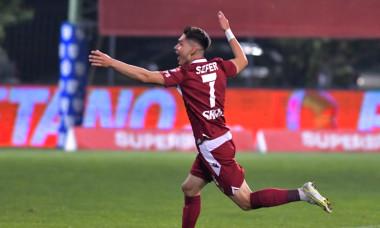 Antonio Sefer, fotbalistul Rapidului / Foto: Sport Pictures