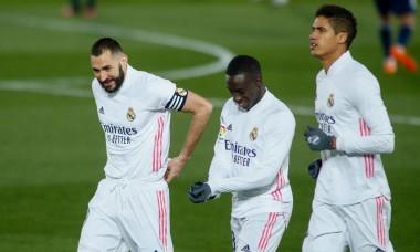 Soccer: La Liga - Real Madrid v Celta de Vigo, Valdebebas, Spain - 02 Jan 2021