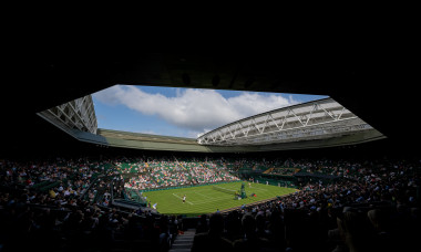 Terenul Central din complexul Wimbledon / Foto: Getty Images