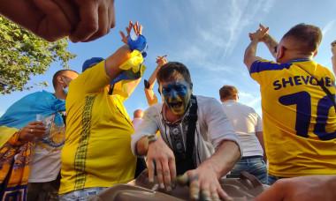 Ukraine v England - UEFA Euro 2020: Quarter-final, Rome, Italy - 03 Jul 2021