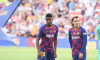 Barcelona, Spain. 04th Aug, 2019. FC Barcelona v Arsenal FC, of Joan Gamper Trophy. Camp Nou Stadium. Junior Firpo of FC Barcelona Credit: PRESSINPHOTO/Alamy Live News