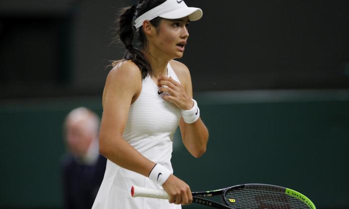 Wimbledon Tennis Championships, Day 7, The All England Lawn Tennis and Croquet Club, London, UK - 05 Jul 2021