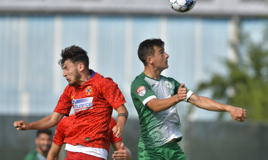 FOTBAL:FCSB-CONCORDIA CHIAJNA, AMICAL (1.07.2021)