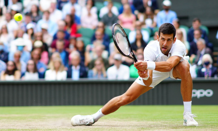 Wimbledon Tennis Championships, Day 9, The All England Lawn Tennis and Croquet Club, London, UK - 07 Jul 2021