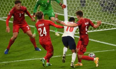 Soccer: UEFA European Championship 2020: England 2-1 (d.t.s.) Denmark