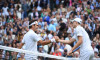 Wimbledon - Federer Ousted