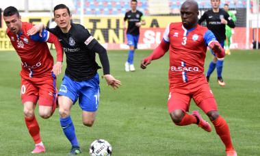 FOTBAL:FC BOTOSANI-FC VIITORUL CONSTANTA, LIGA 1 CASA PARIURILOR (04.04.2021)