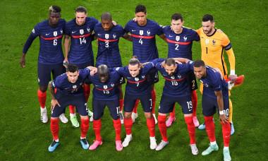 Match de l'UEFA Euro 2020 opposant l'Allemagne ŕ la France au stade Allianz Arena ŕ Munich