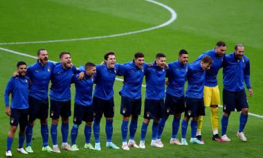 Italy v Spain, UEFA European Championship 2020, Semi Final, International Football, Wembley Stadium, London, UK - 6 July 2021