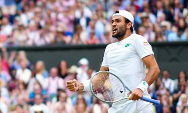 Wimbledon Tennis Championships, Day 11, The All England Lawn Tennis and Croquet Club, London, UK - 09 Jul 2021
