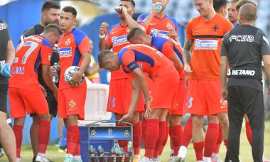 FOTBAL:FC BUZAU-FCSB, AMICAL (9.07.2021)