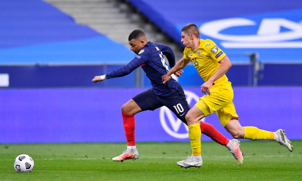 France v Ukraine - FIFA World Cup 2022 Qatar Qualifier