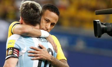 Brazil vs Argentina: FIFA 2018 World Cup Qualifier