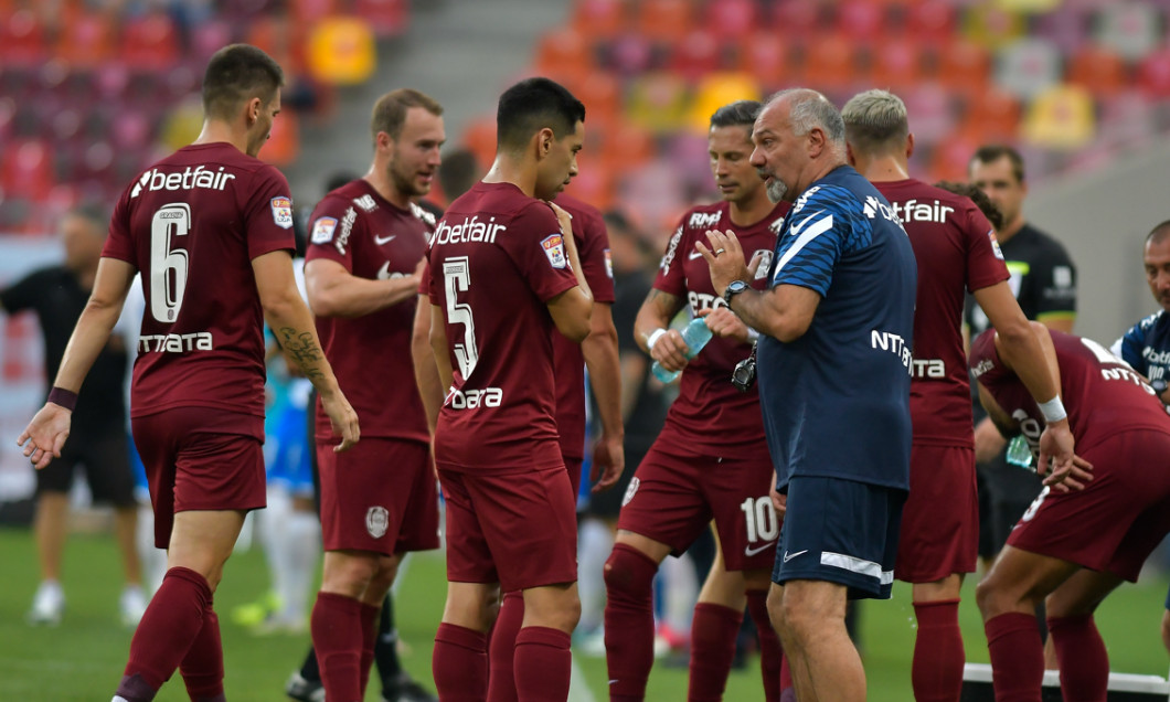 Jonathan Rodriguez, în meciul CFR Cluj - Universitatea Craiova / Foto: Sport Pictures