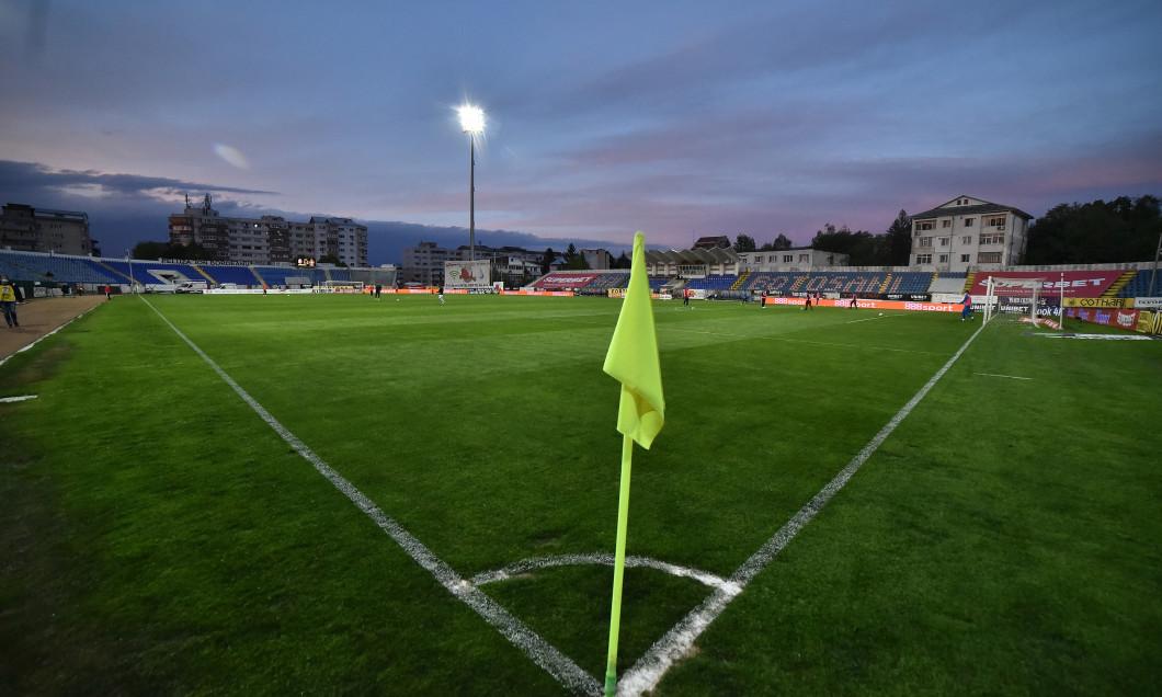Stadionul din Botoșani / Foto: Sport Pictures