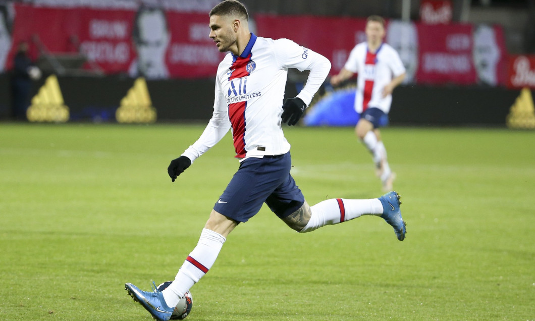 French football Ligue 1 match - Stade Brestois 29 vs Paris Saint-Germain (PSG), brest