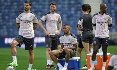 UEFA Champions League - Final - Manchester City - Training - Estadio do Dragao